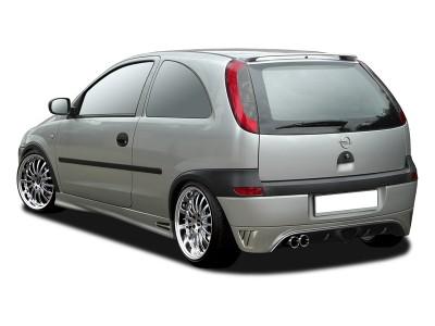 Opel Corsa C Extensie Bara Spate RX