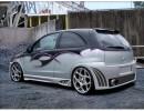 Opel Corsa C H-Design Rear Bumper