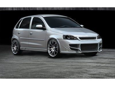 Opel Corsa C Helix Body Kit