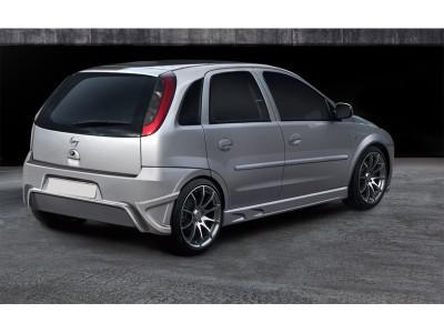 Opel Corsa C Helix Rear Bumper