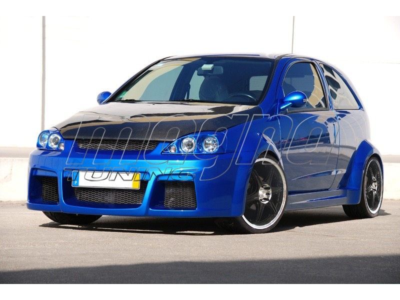 Opel Corsa C Hypnosis Front Bumper