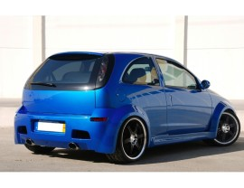 Opel Corsa C Hypnosis Side Skirts