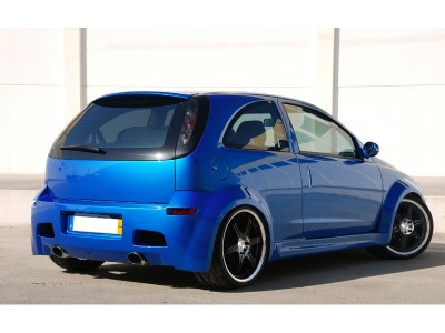 Opel Corsa C Hypnosis Wide Side Skirts