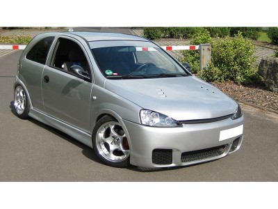 Opel Corsa C Intenso Body Kit