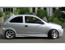 Opel Corsa C Intenso Side Skirts