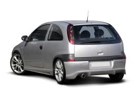 Opel Corsa C J-Style Rear Bumper Extension