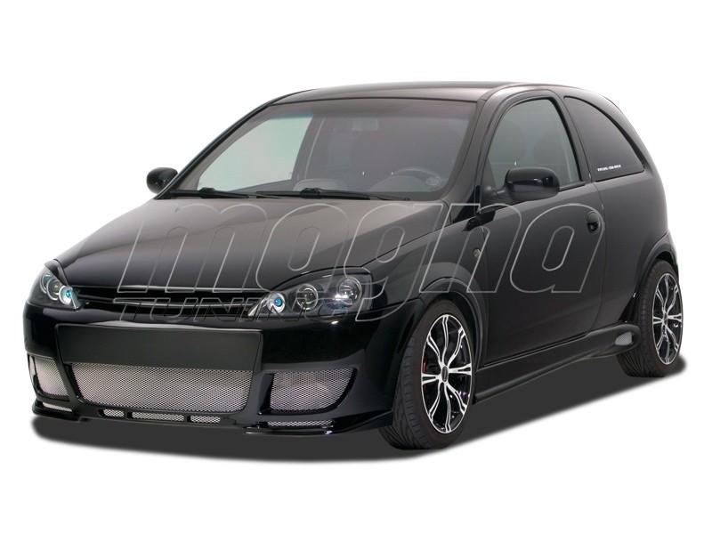 Opel Corsa C Newline Front Bumper