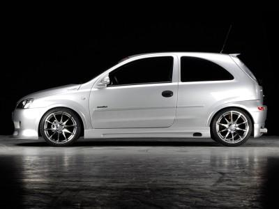 Opel Corsa C Praguri Recto