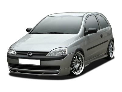 Opel Corsa C RX Front Bumper Extension