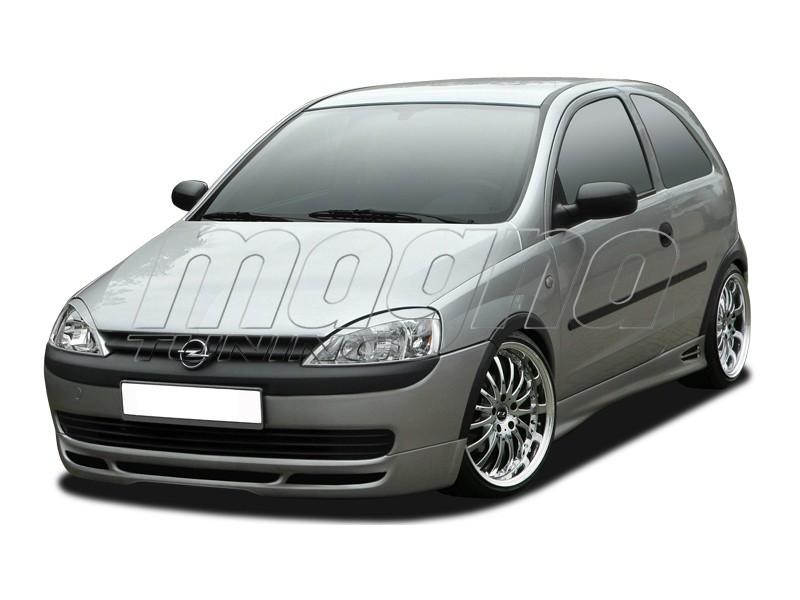 Opel Corsa C RX2 Body Kit