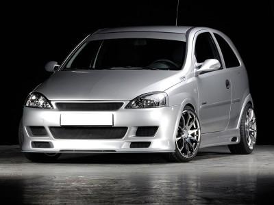 Opel Corsa C Recto Front Bumper
