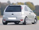 Opel Corsa C Vector Rear Bumper Extension