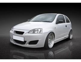 Opel Corsa C Vortex Front Bumper