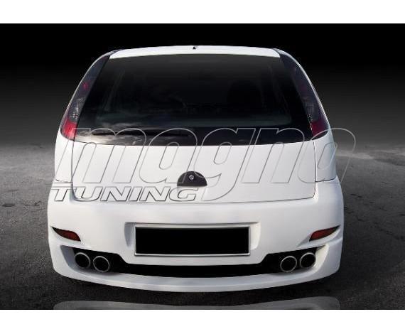 Opel Corsa C Vortex Rear Bumper