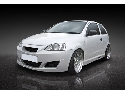 Opel Corsa C Vortex Side Skirts