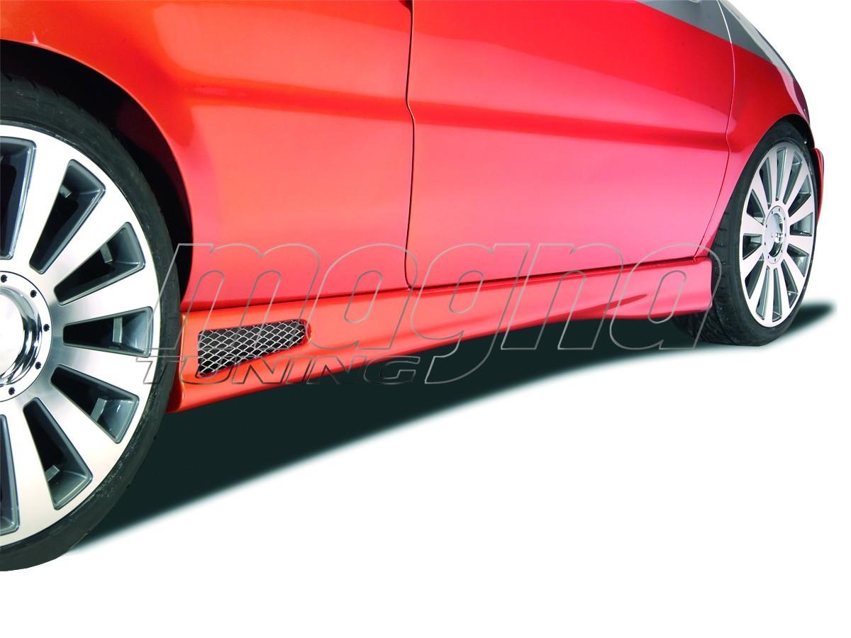 Opel Corsa C XL-Line Side Skirts