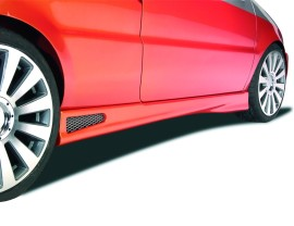 Opel Corsa C XL-Line Side Skirts