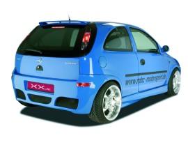 Opel Corsa C XXL-Line Rear Bumper