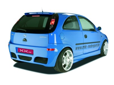 Opel Corsa C XXL-Line Side Skirts