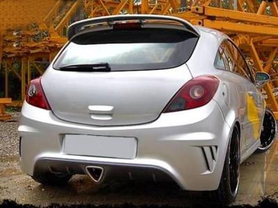 Opel Corsa D Bara Spate OPC-Look