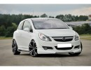 Opel Corsa D Body Kit Vortex