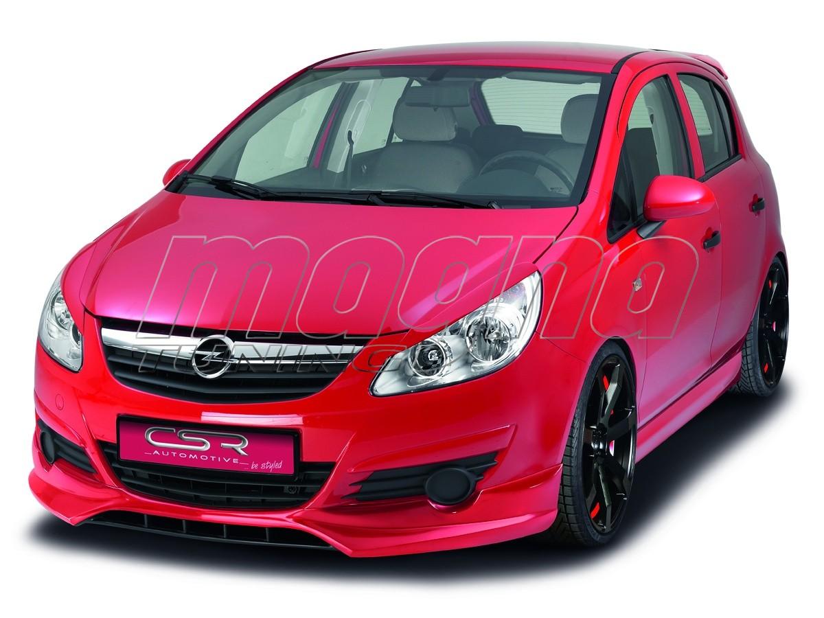 Opel Corsa D Crono Body Kit