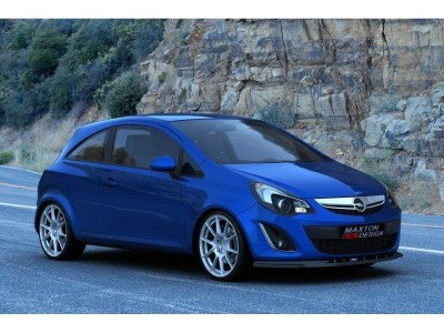 Opel Corsa D Extensie Bara Fata Stream