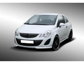 Opel Corsa D Facelift DTS Body Kit