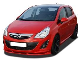 Opel Corsa D Facelift Extensie Bara Fata V2