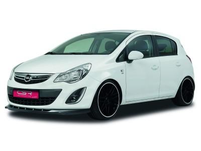 Opel Corsa D Facelift Extensie Bara Fata XL-Line