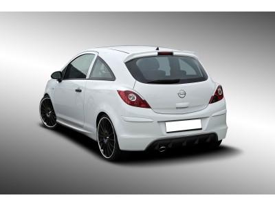 Opel Corsa D Facelift Extensie Bara Spate DTS