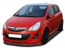Opel Corsa D Facelift V2 Elso Lokharito Toldat
