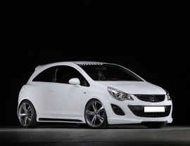 Opel Corsa D Facelift Vortex-Line Body Kit