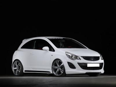 Opel Corsa D Facelift Vortex-Line Body Kit