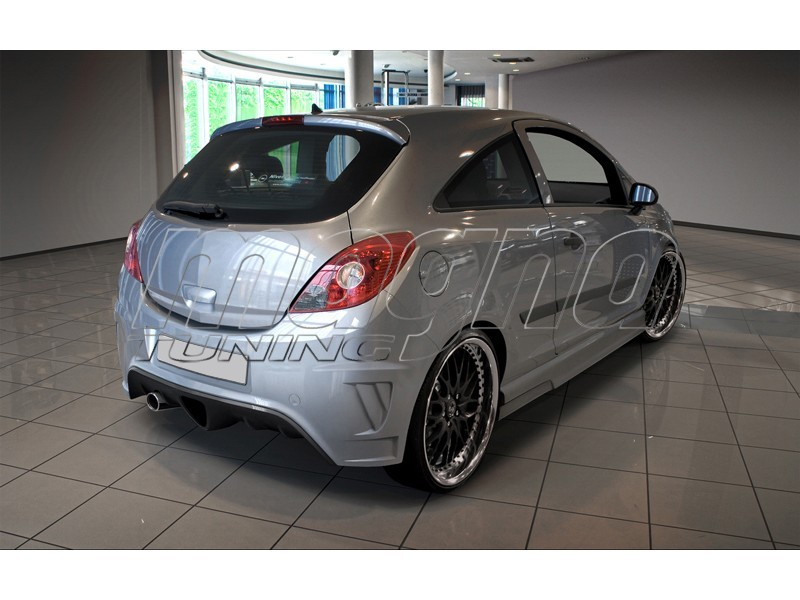 opel corsa d foose body kit