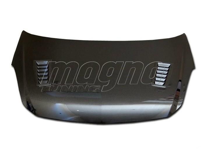 Opel Corsa D GTR Carbon Fiber Hood