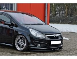 Opel Corsa D Ivy Front Bumper Extension
