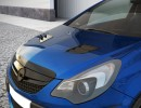 Opel Corsa D MX Hood Air Intakes