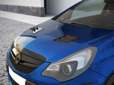 Opel Corsa D MX Hood Air Intakes