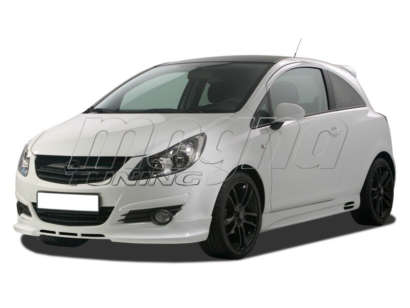 Opel Corsa D NewLine Body Kit