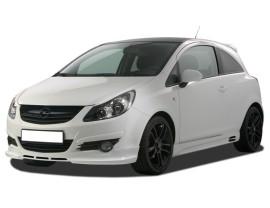 Opel Corsa D NewLine Body Kit
