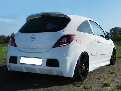 Opel Corsa D Nexus Rear Bumper