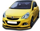 Opel Corsa D OPC Facelift Nurburgring Verus-X Elso Lokharito Toldat