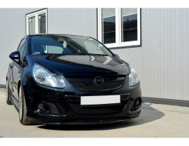 Opel Corsa D OPC M-Style Front Bumper Extension