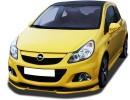 Opel Corsa D OPC Nurburgring Verus-X Elso Lokharito Toldat