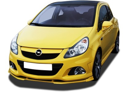 Opel Corsa D OPC VX Front Bumper Extension