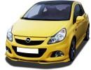 Opel Corsa D OPC Verus-X Elso Lokharito Toldat