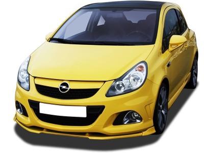 Opel Corsa D OPC Verus-X Front Bumper Extension