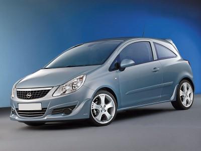 Opel Corsa D Praguri I-Line