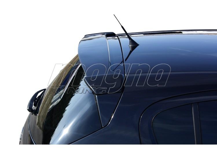 Opel Corsa D R2 Rear Wing